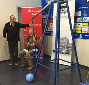 Bargeldlogistik unterstützt Spendenaktion des MSV Duisburg