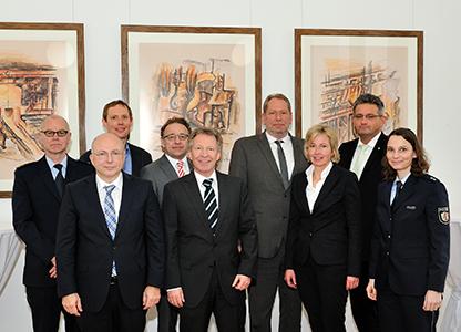 Sicherheitskonferenz in Essen