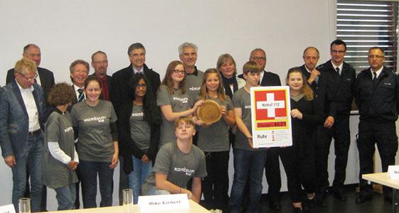 Vollmergruppe unterstützt RuSIS Lebensrettungs Projekt