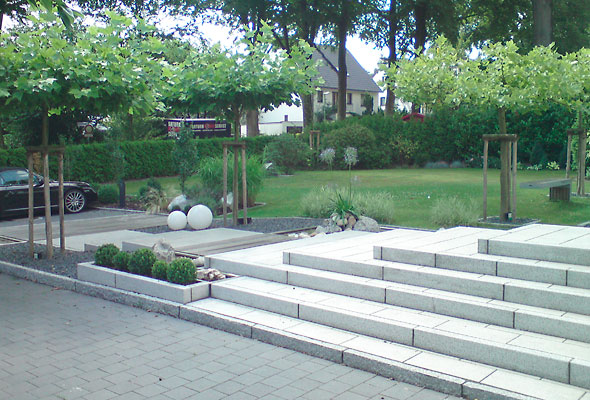 Vollmergruppe Cleaning: Gartenpflege und Landschaftspflege.