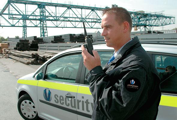 Objektschutz und Werkschutz der Vollmergruppe Security.