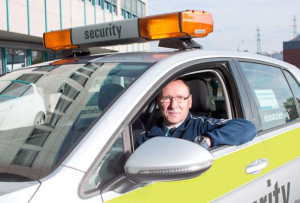 Mobile Dienste und Revierstreifendienste der Vollmergruppe Security.