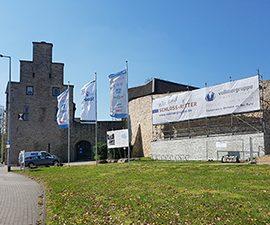 "Vollmergruppe ist ""Schloss-Retter"" von Schloss Broich in Mülheim"